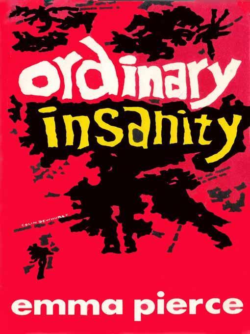 Ordinary Insanity EB9780958113748
