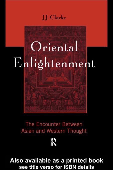 Oriental Enlightenment EB9780203004388