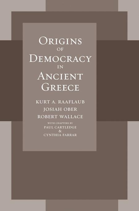 Origins of Democracy in Ancient Greece EB9780520932173