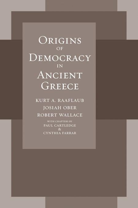 Origins of Democracy in Ancient Greece EB9780520932173