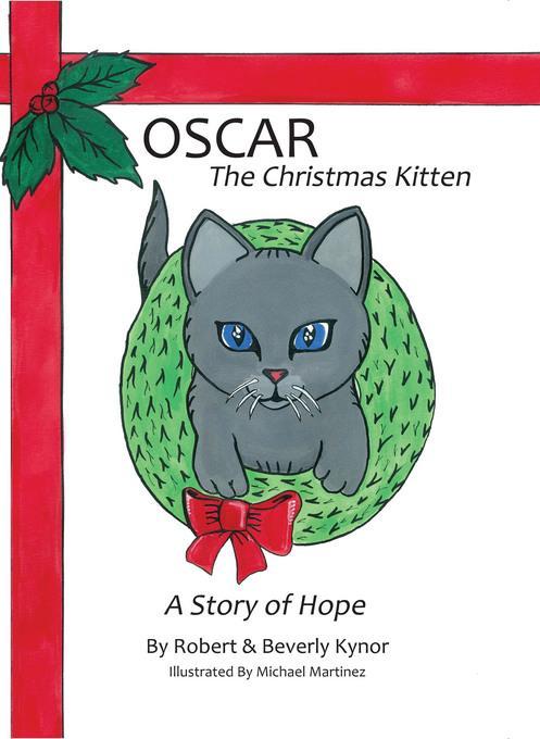 Oscar The Christmas Kitten EB9780982708736