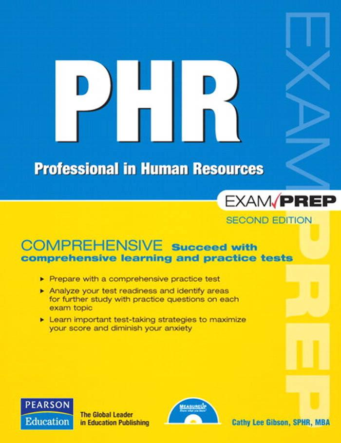 PHR Exam Prep: Professional in Human Resources EB9780768679656