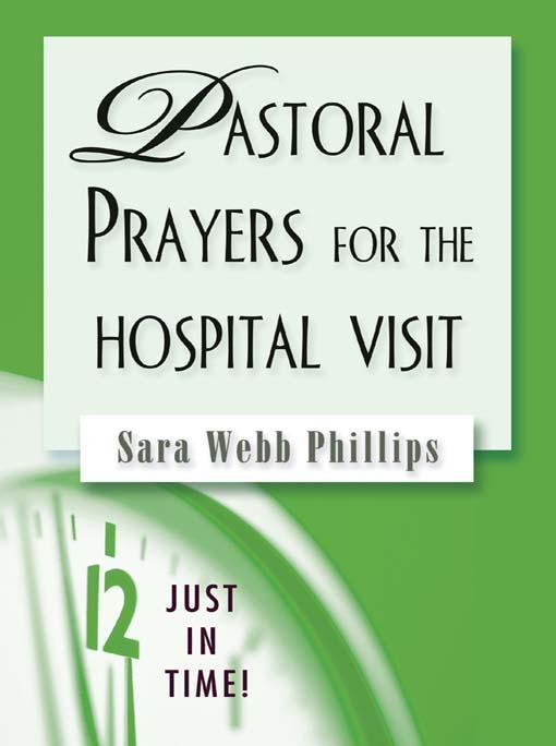 Pastoral Prayers for the Hospital Visit EB9780687651818