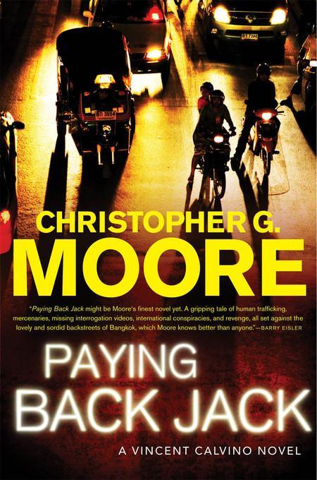 Paying Back Jack: A Vincent Calvino Novel EB9780802198914