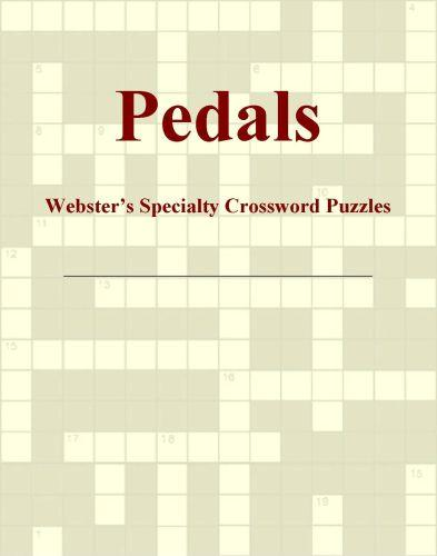 Pedals - Webster's Specialty Crossword Puzzles EB9780546429985
