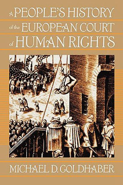 People's History of the European Court of Human Rights, A EB9780813541280