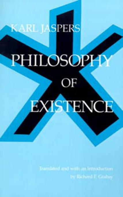 Philosophy of Existence EB9780812200867
