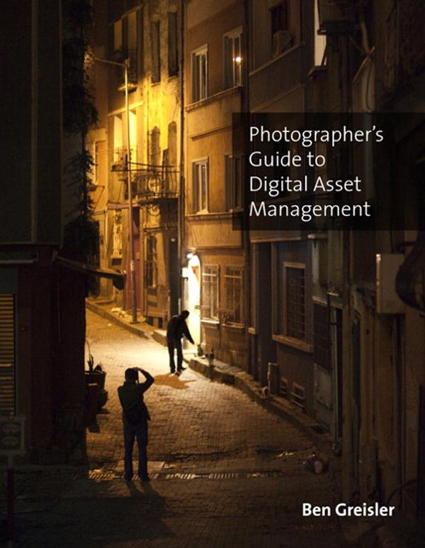 Photographer's Guide to the Digital Lifecycle EB9780132659635