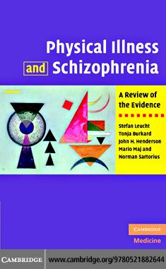 Physical Illness and Schizophrenia EB9780511368134