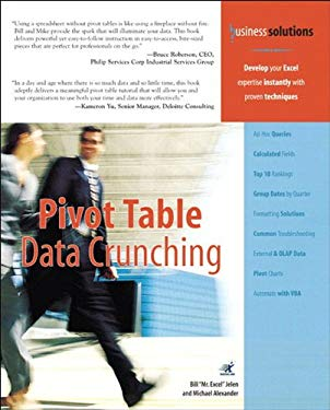 Pivot Table Data Crunching EB9780132714310