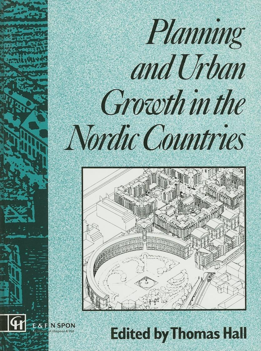 Planning and Urban Growth in Nordic Countries EB9780203451304