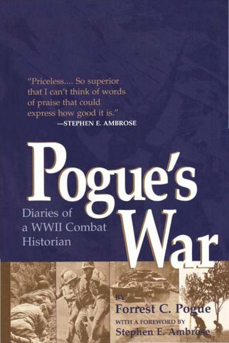 Pogue's War EB9780813137216