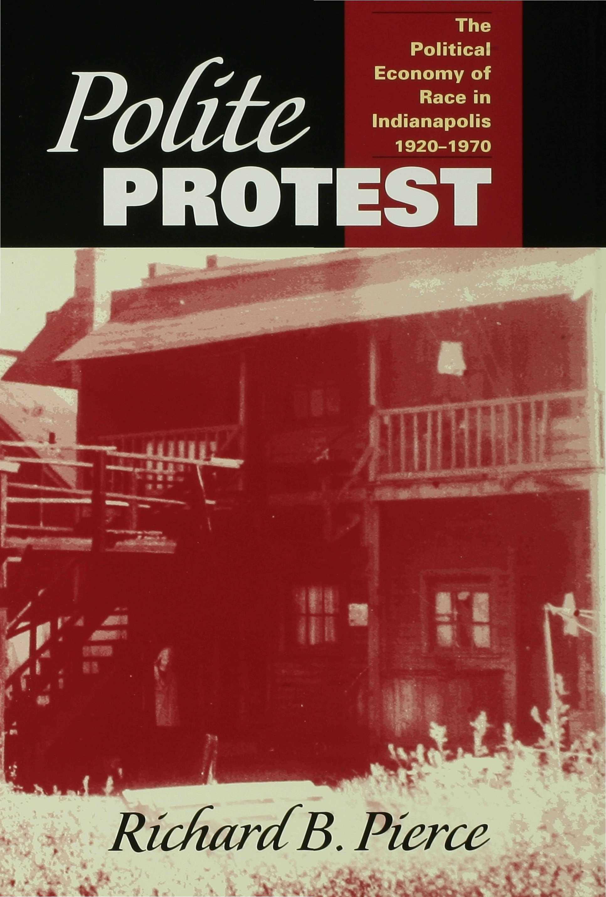 Polite Protest EB9780253111340