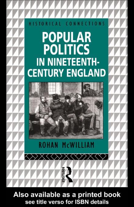 Popular Politics in Nineteenth Century England EB9780203048429