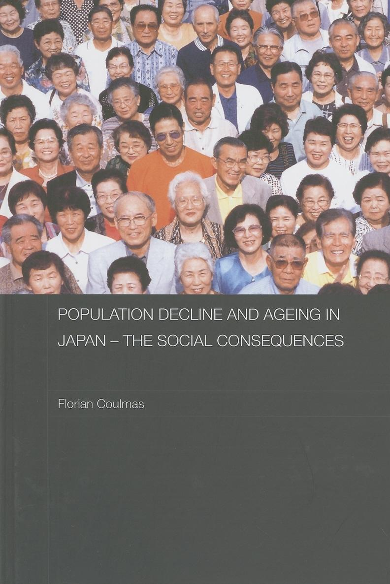 Population Decline and Ageing in Japan - The Social Consequences EB9780203962022