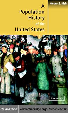 Population History of United States EB9780511189623