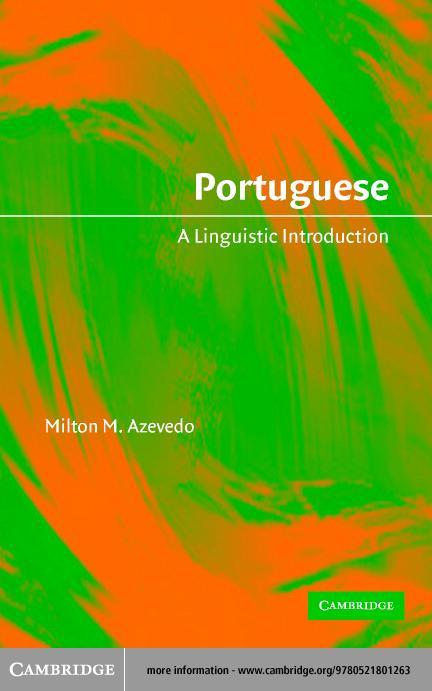 Portuguese EB9780511079399