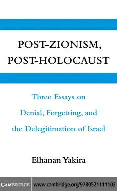 Post-Zionism, Post-Holocaust EB9780511654619