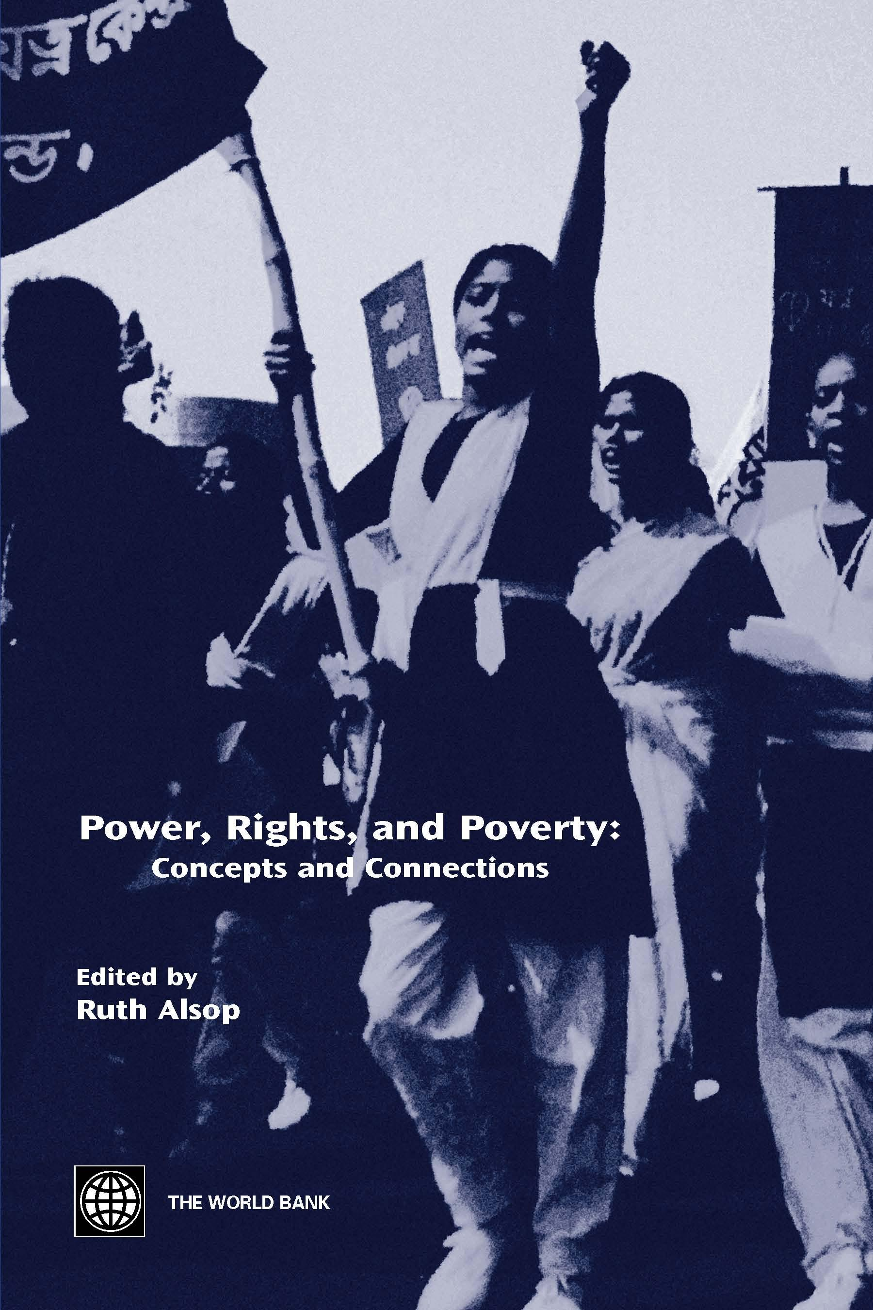 Power, Rights, and Poverty: Concepts and Connections EB9780821363119