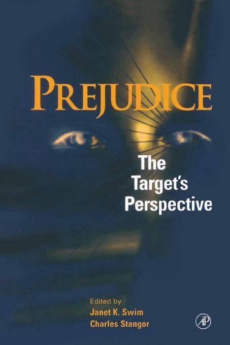Prejudice: The Target's Perspective EB9780080539447