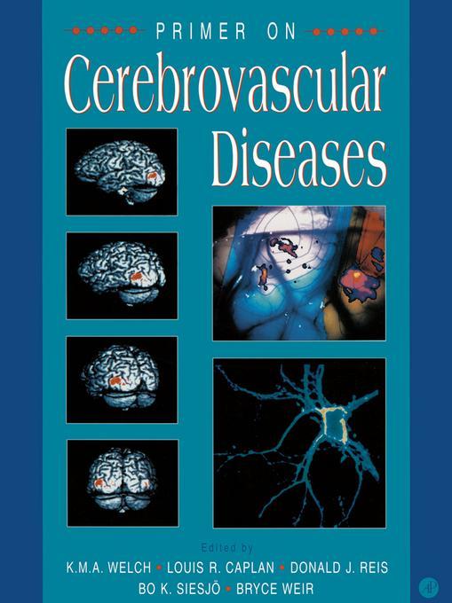 Primer on Cerebrovascular Diseases EB9780080539515