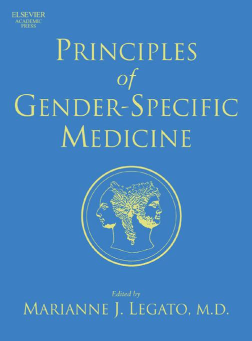 Principles of Gender-Specific Medicine EB9780080492148