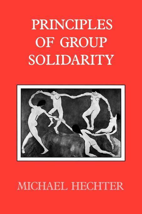 Principles of Group Solidarity EB9780520908970