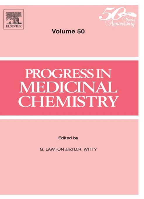 Progress in Medicinal Chemistry EB9780123812919