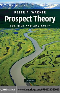 Prospect Theory EB9780511771392