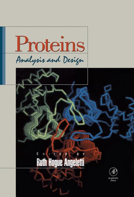Proteins: Analysis and Design EB9780080539997