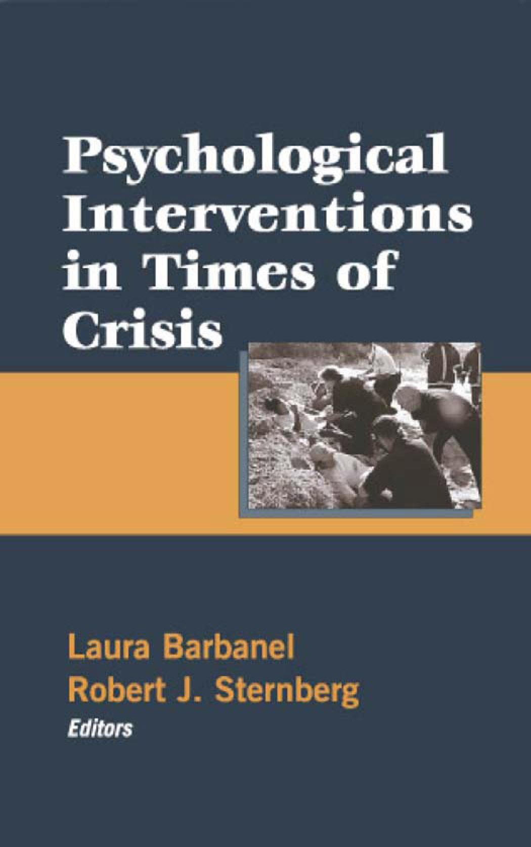 Psychological Interventions in Times of Crisis EB9780826132260