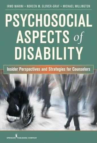Psychosocial Aspects of Disability EB9780826106032