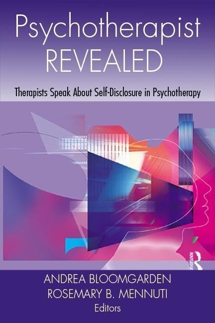 Psychotherapist Revealed EB9780203893852