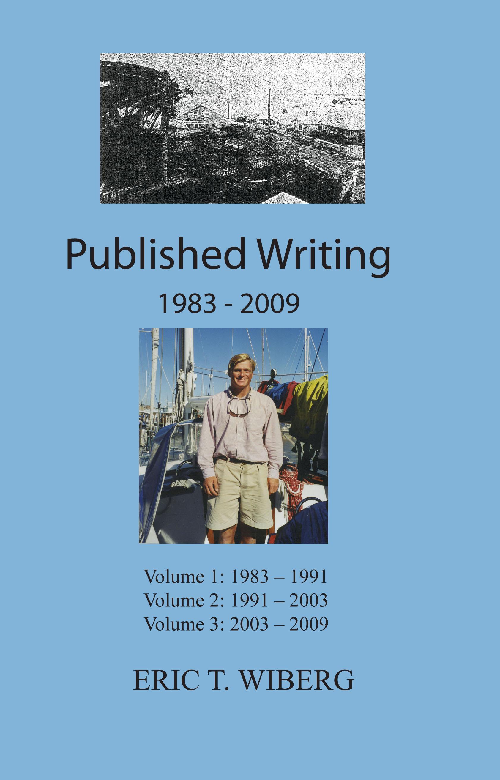 Published Writing 1983 - 2009 EB9780984399871