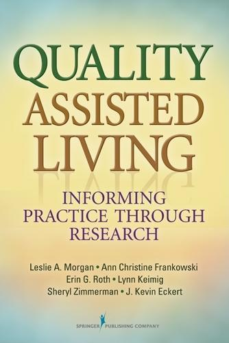 Quality Assisted Living EB9780826130358