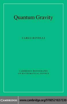 Quantum Gravity EB9780511262197