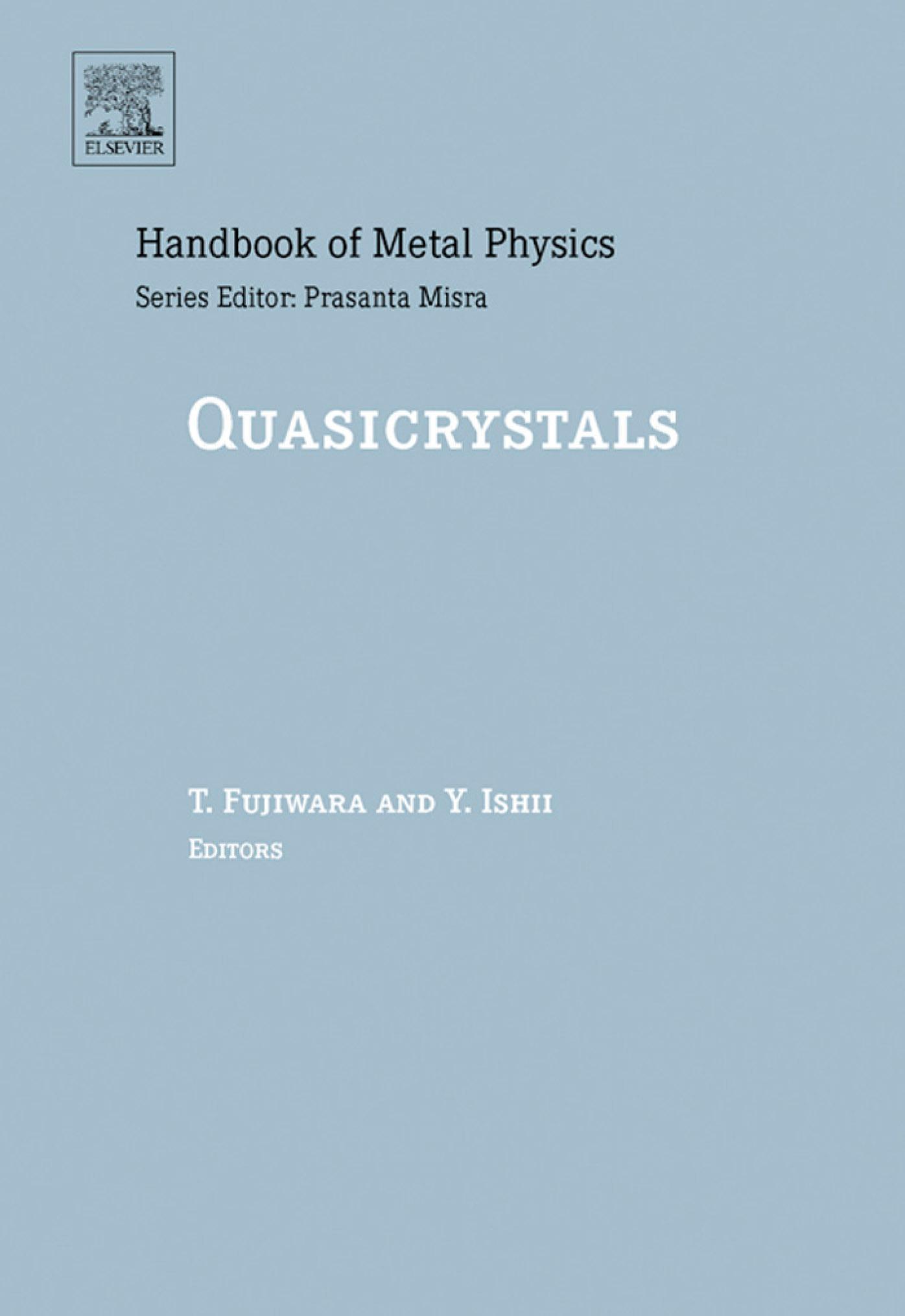 Quasicrystals EB9780080555973