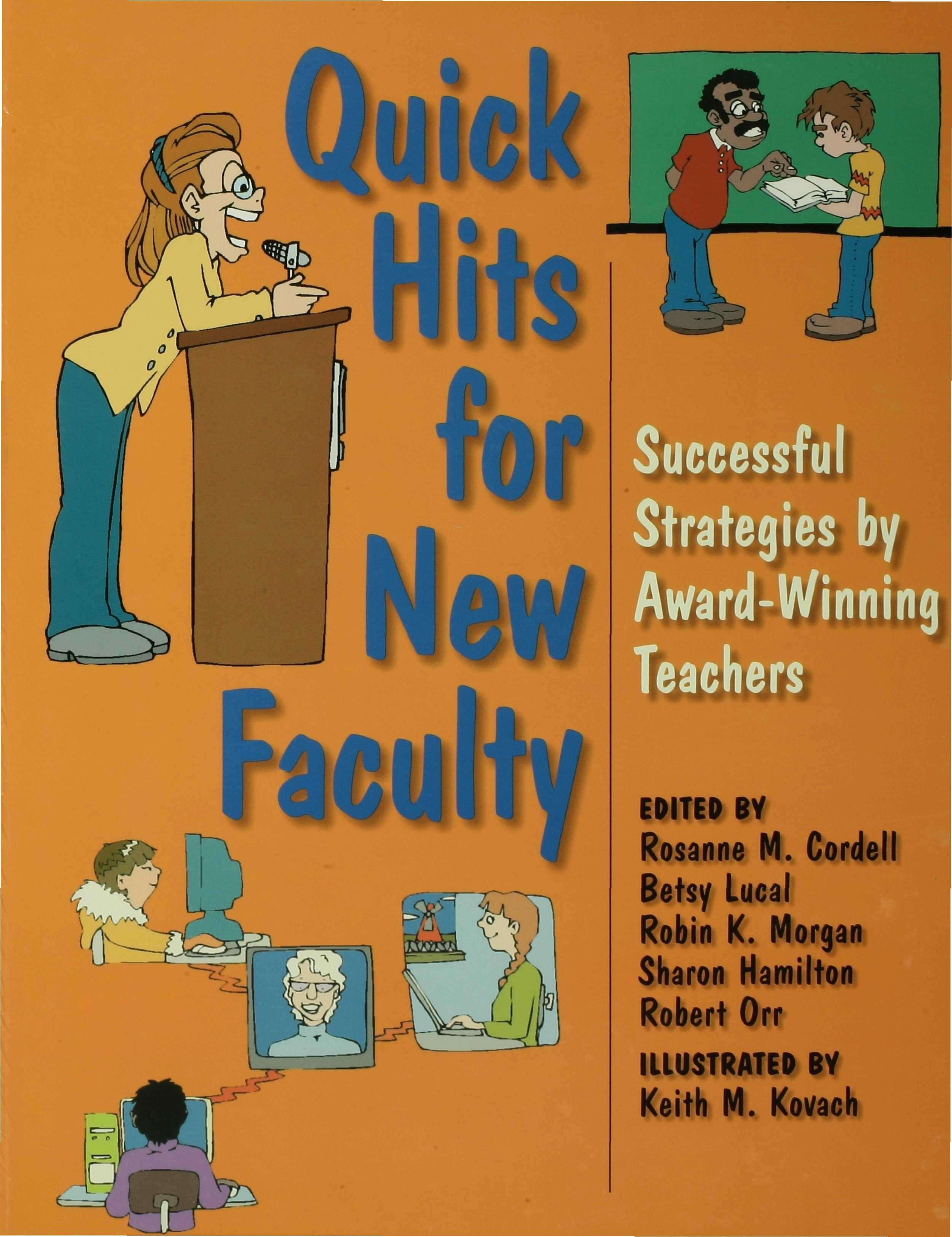 Quick Hits for New Faculty EB9780253111265