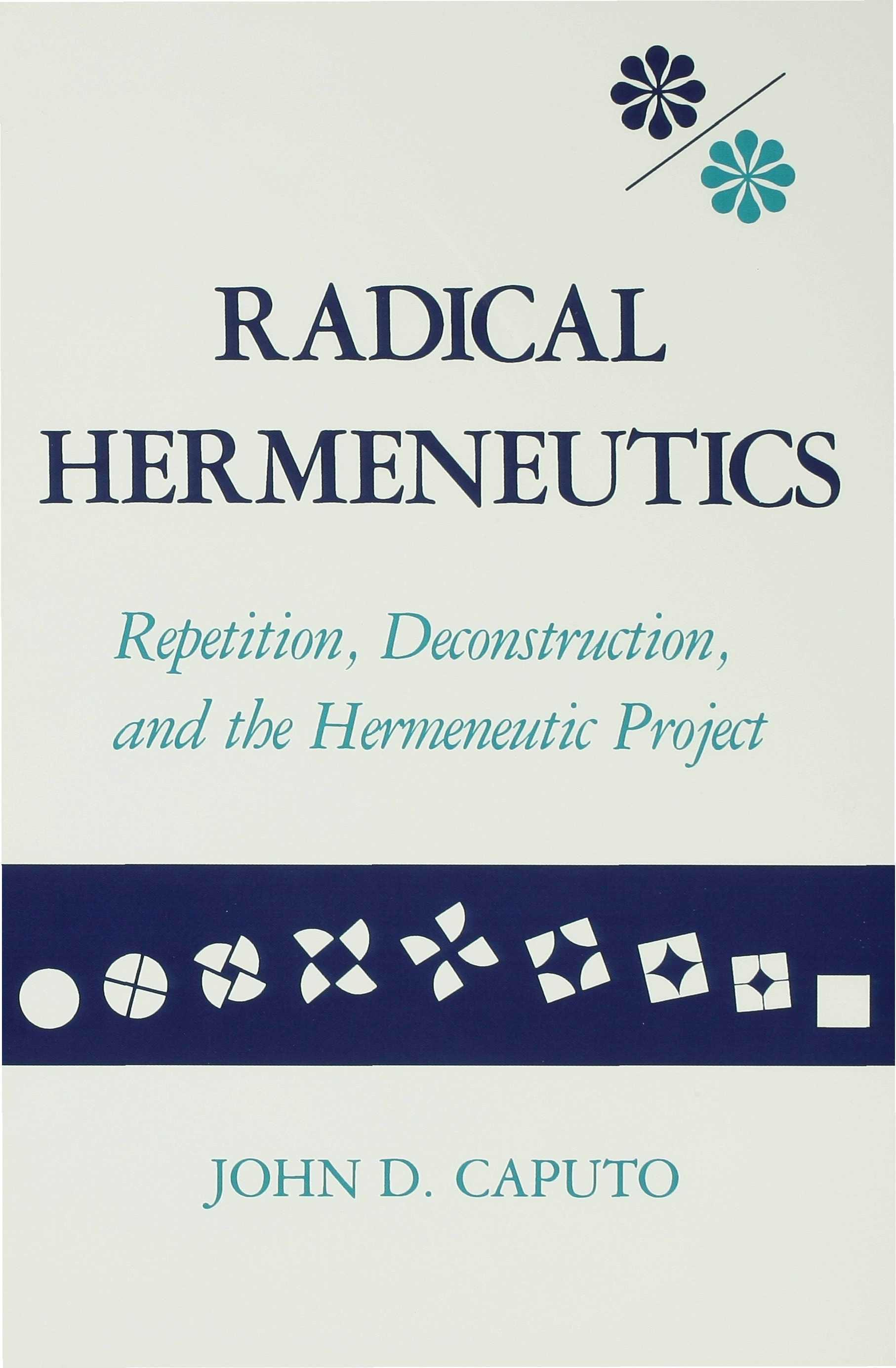Radical Hermeneutics EB9780253114341