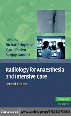 Radiology for Anaesthesia and Intensive Care EB9780511636677