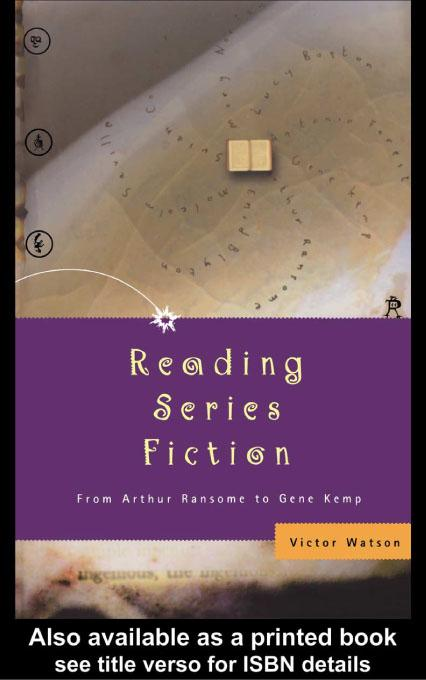 Reading Series Fiction EB9780203186206