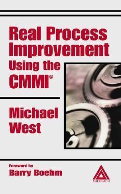 Real Process Improvement Using the CMMI EB9780203498385
