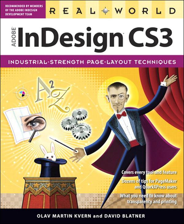 Real World Adobe InDesign CS3 EB9780132712705