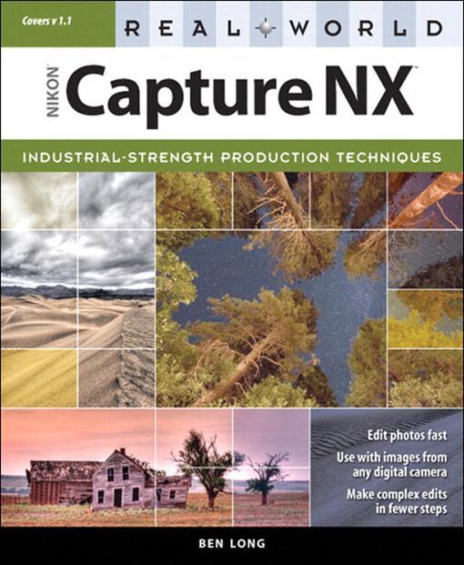 Real World Nikon Capture NX EB9780132712170