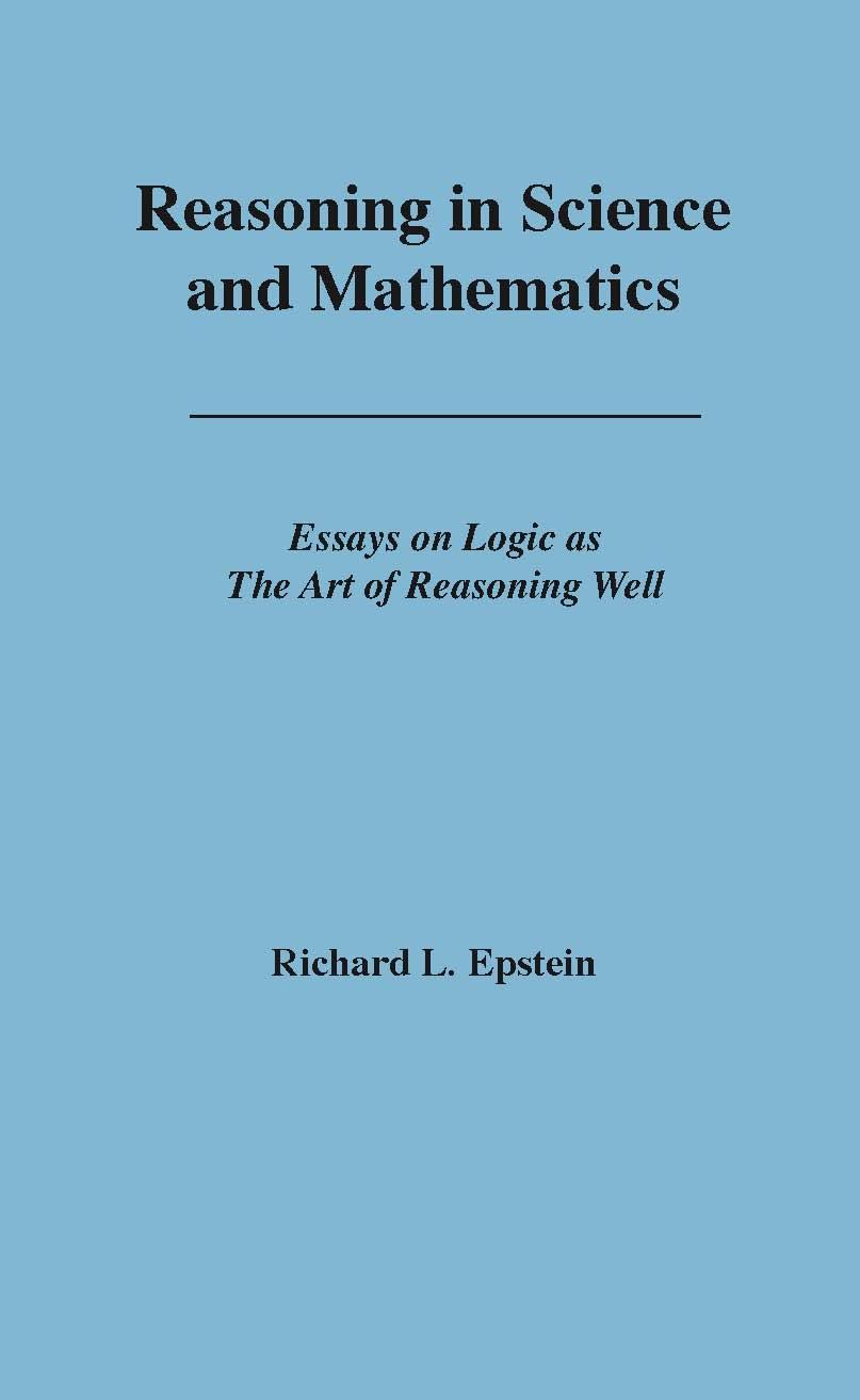Reasoning in Science and Mathematics EB9780983452133