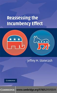 Reassessing the Incumbency Effect EB9780511474101