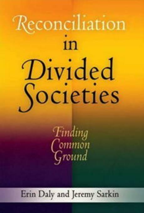 Reconciliation in Divided Societies EB9780812206388