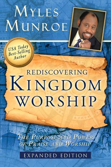 Rediscovering Kingdom Worship EB9780768491227