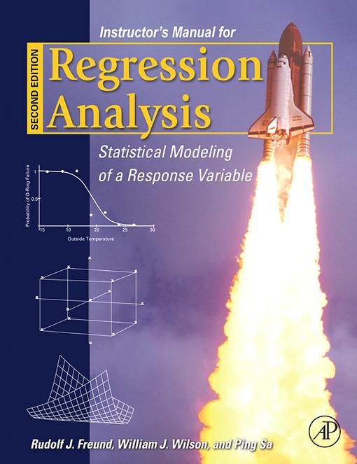 Regression Analysis IM EB9780080919744