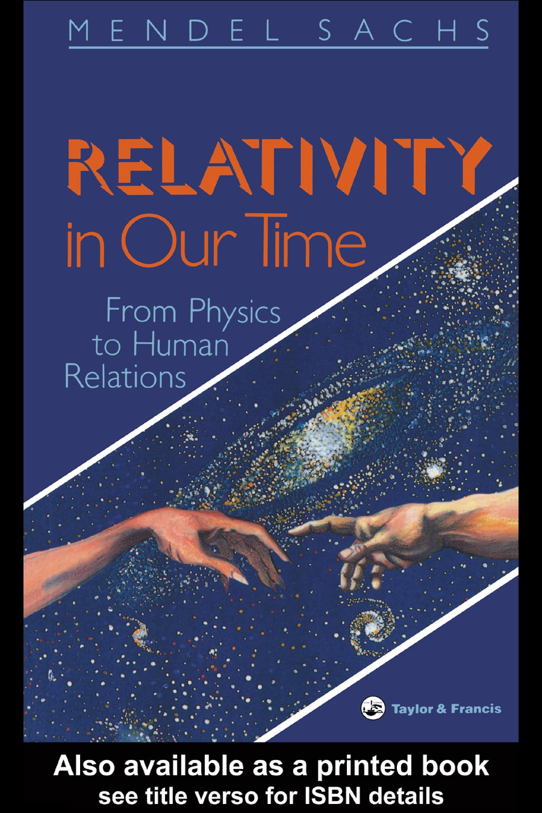 Relativity In Our Time EB9780203223734